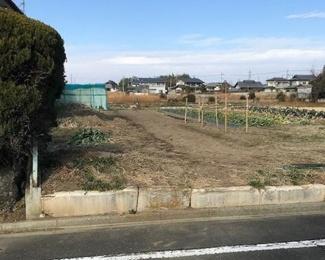 【土地図】高崎市井出町 4区画 ②売地