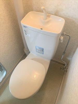 【トイレ】名谷2団地13号棟