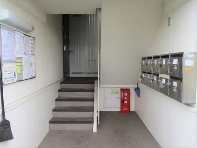 【エントランス】名谷2団地13号棟