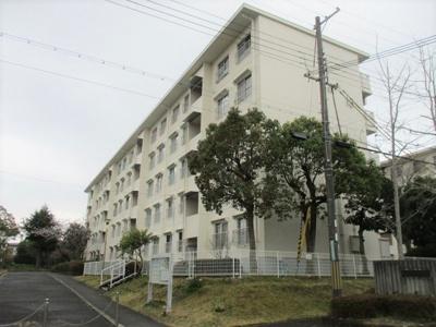 【外観】名谷2団地13号棟
