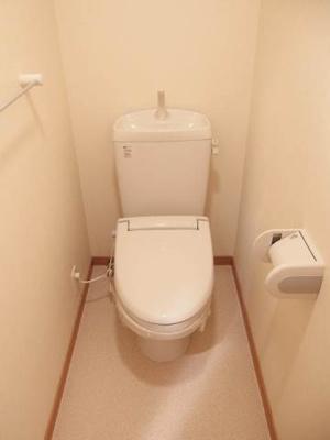 【トイレ】Lugana新蒲田