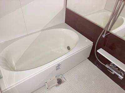 【浴室】武蔵浦和SKY&GARDEN C棟