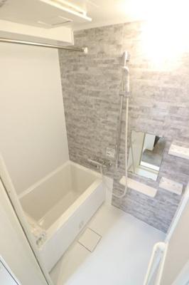 【浴室】ドミプレリュード久米川