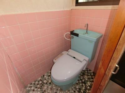 【トイレ】野崎1丁目テラスハウス