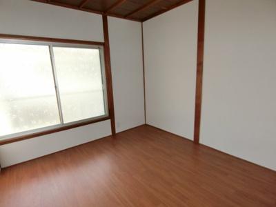 【寝室】野崎1丁目テラスハウス
