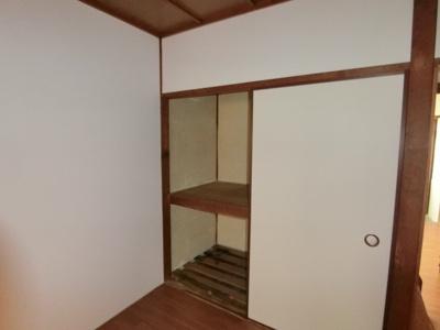 【収納】野崎1丁目テラスハウス