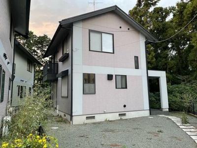 【外観】亀井町貸家 き棟
