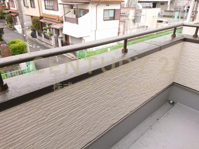 【バルコニー】茨木市新堂3丁目 新築戸建