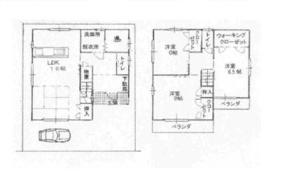 【外観】茨木市新堂3丁目 新築戸建