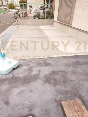 【駐車場】茨木市新堂3丁目 新築戸建