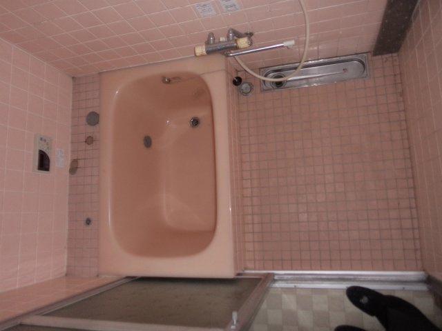 【浴室】玉島柏台戸建