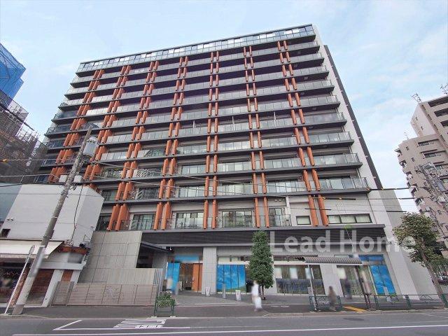 【外観】シティハウス広尾南