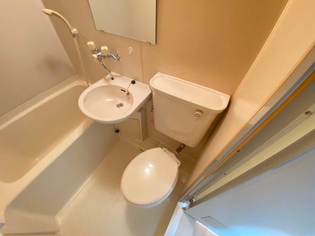 【トイレ】SAINTS 1号館