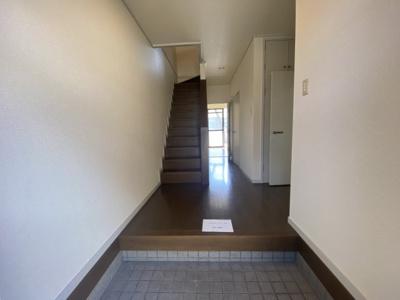 【玄関】タウンハウスさくらい