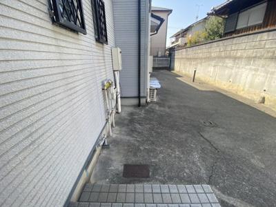 【駐車場】タウンハウスさくらい