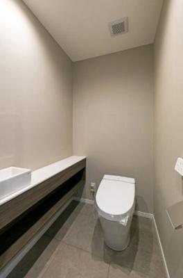【トイレ】ザ・パークタワー東京サウス