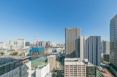【展望】ザ・パークタワー東京サウス