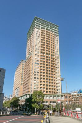 【外観】ザ・パークタワー東京サウス