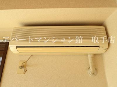 【設備】トネリバーハイツ