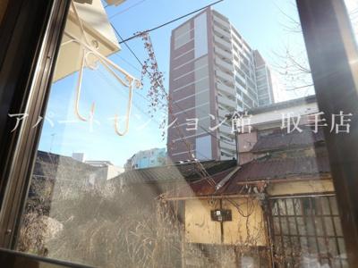 【展望】トネリバーハイツ