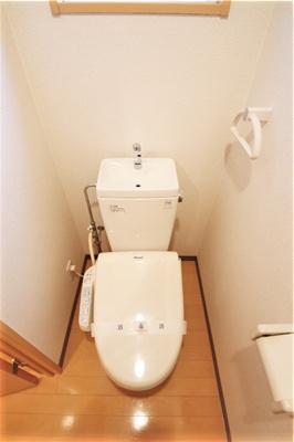 【トイレ】ビクトワーレ