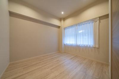 どのお部屋もフローリングのため、お掃除もらくらくです。