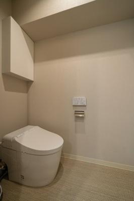 最新のタンクレストイレで掃除もラクラクです。