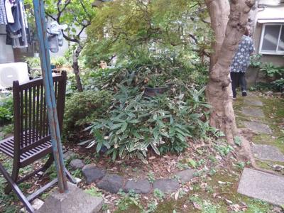 【庭】メゾンフルール別棟