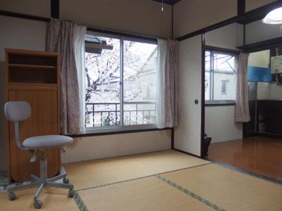 【寝室】メゾンフルール別棟