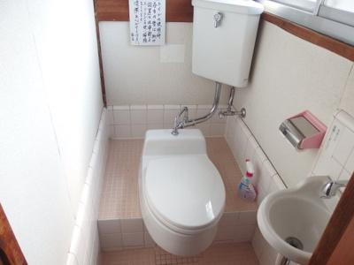 【トイレ】メゾンフルール別棟
