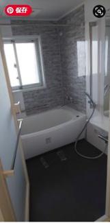 【浴室】レーヴ大山ベルビュー