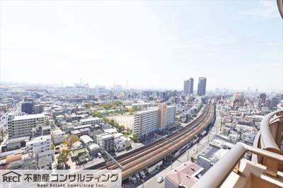 六甲道駅7分!