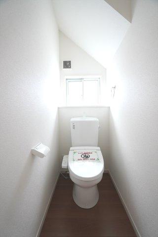 1階 シャワートイレです。