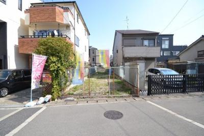 【外観】堺市堺区五条通 土地