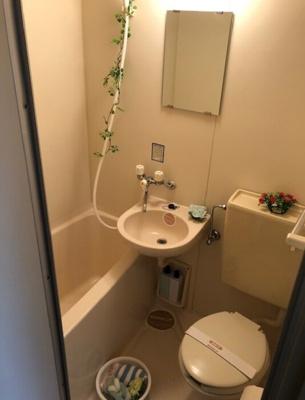 【浴室】スカイビュー
