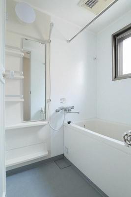 【浴室】ヤムズキャビン