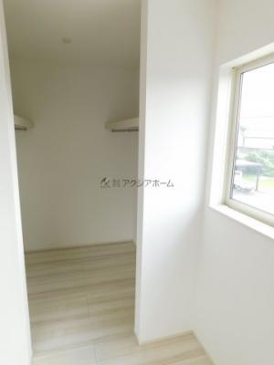 洋室7.5帖WIC