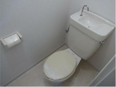 【トイレ】第2グリーンハイツウチダ