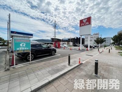 【外観】無人店舗ステーション