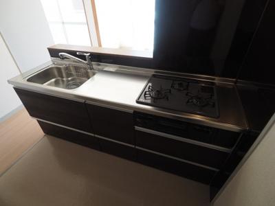【キッチン】ドミール東灘2