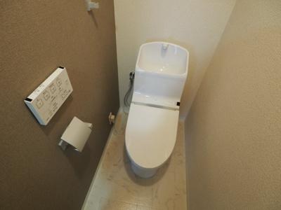 【トイレ】ドミール東灘2
