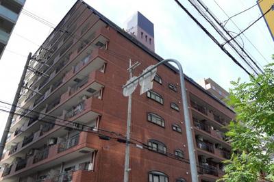 【現地写真】 鉄骨鉄筋コンクリート造の70戸♪分譲マンション♪