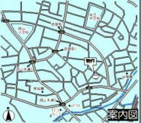【土地図】名東区西里町5丁目 3区画