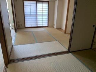足を伸ばして寛げる和室が2室ございます♪小さなお子様の遊びスペースとしてもいいですね(^^)