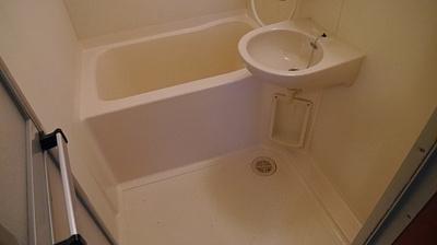 【浴室】メルシャン越前町