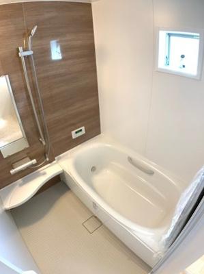 【浴室】大阪市生野区勝山北1丁目 新築戸建