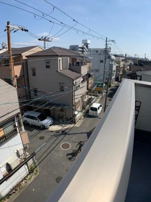 【展望】大阪市生野区勝山北1丁目 新築戸建