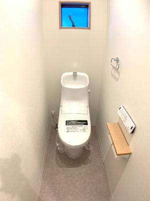 【トイレ】大阪市生野区勝山北1丁目 新築戸建