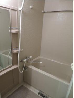 【浴室】アートグレイス新丸子