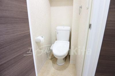 【トイレ】ラグゼ東三国4